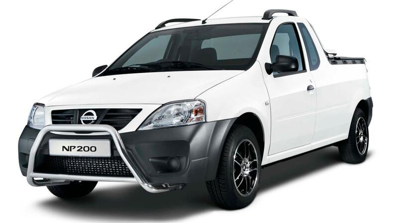 Nissan NP200, la pickup más pequeña de la marca, que no conocías