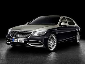 Mercedes-Maybach Clase S 2019, lujo de nivel superior