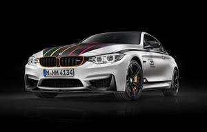 BMW celebra el campeonato de DTM con el M4 Champion Edition