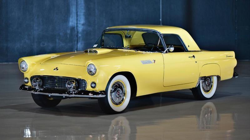 La historia del Ford Thunderbird, uno de los autos más añorados