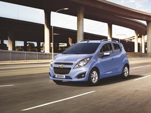 Chevrolet presenta al nuevo Spark