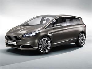 Ford S-Max concept debuta