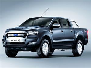 Nueva Ford Ranger 2016: Renovada cara y full tecnología