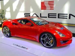 Saleen S1, un nuevo competidor en el mundo de los superdeportivos