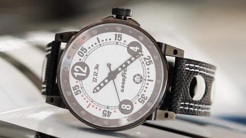 Goodyear se une a BRM Chronographes para lanzar su propia colección de relojes