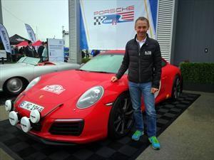 El Porsche 911 2020 debutará en Los Ángeles y tendrá versión híbrida