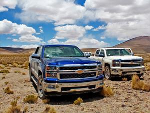Nueva Chevrolet Silverado 2014: Estreno en Chile