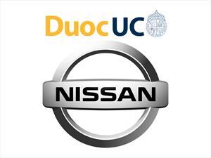 Duoc UC y Nissan Chile crean primer centro de capacitación y entrenamiento