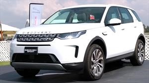 Land Rover Discovery Sport 2020 llega a México actualizada y con mecánica híbrida