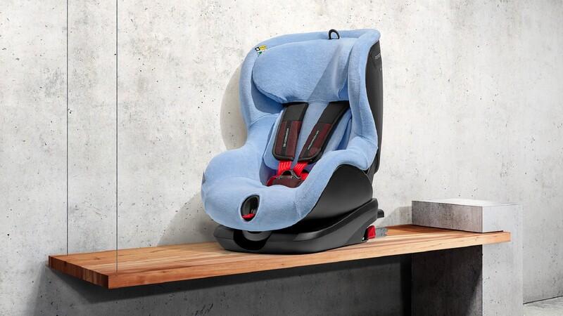 Porsche Tequipment, otro aporte de la marca a los viajes familiares