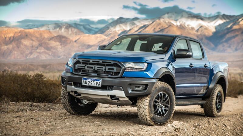 Ford Ranger Raptor 2021 llega a Colombia desafiando a las pick up más poderosas