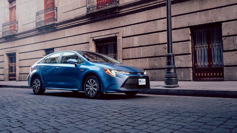 Toyota Corolla 2021 llega a México con mejorado equipamiento