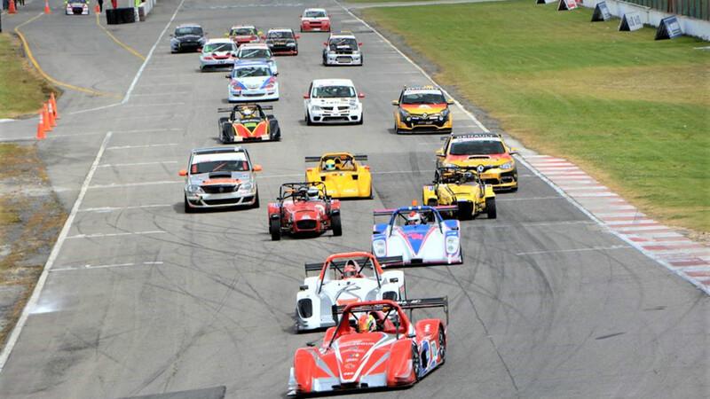 Se reactiva el automovilismo deportivo en Colombia