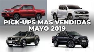 Top 10: Las pick-ups más vendidas de Argentina en mayo de 2019
