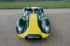 Lister Jaguar Knobbly Stirling Moss Edition, limitado a 10 unidades