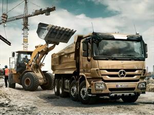 Mercedes-Benz y su peso pesado