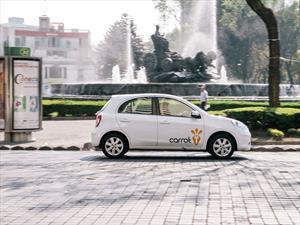 Probamos Carrot, el primer programa de carsharing de México
