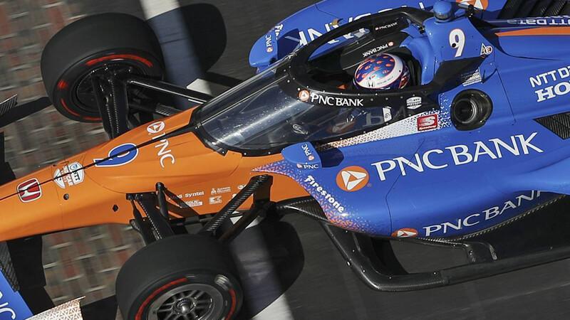 El Aeroscreen debuta en las 500 Millas de Indianápolis