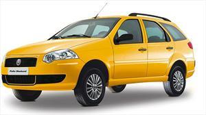 Taxi FIAT Palio Weekend, comodidad para el servicio público