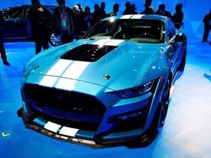 Ford Mustang Shelby GT500: un perfecto auto de carreras