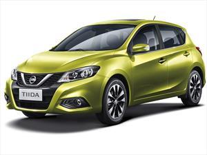 Nissan Tiida Hatchback se actualiza