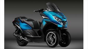 Peugeot Metropolis RS Concept, un scooter de 3 ruedas