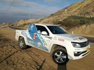 Dakar 2019: Mauricio Salazar y su tercera participación