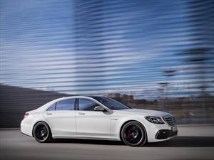 Mercedes-AMG S63 2018 se presenta