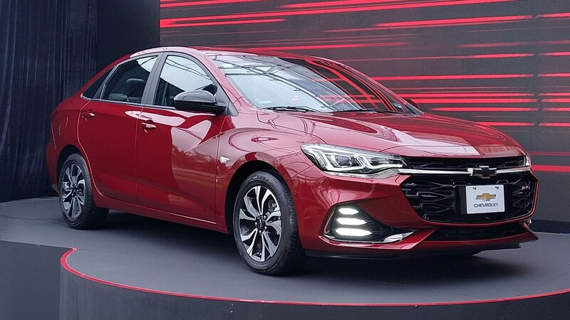 Chevrolet Cavalier 2022 primer contacto en México ¿le robará clientes a Jetta, Sentra y compañía?