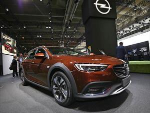 Opel Insignia Country Tourer: muy a la moda