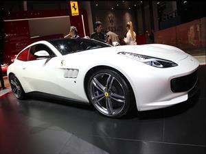 Ferrari GTC4Lusso, lujo rampante