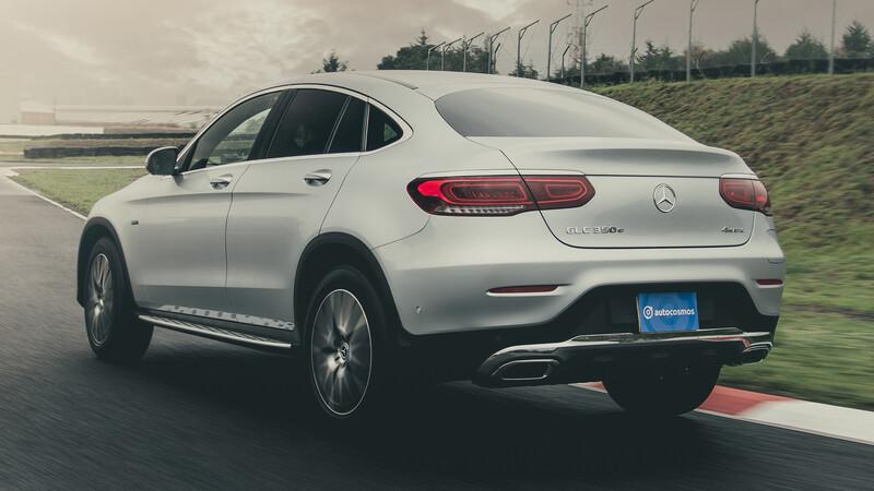Mercedes-Benz GLC 300 e Coupé 2021 a prueba, la cara individualista y eficiente de la SUV de lujo