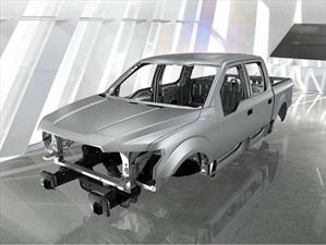 Reparar el techo de la Ford Lobo 2015 cuesta $17,000 dólares