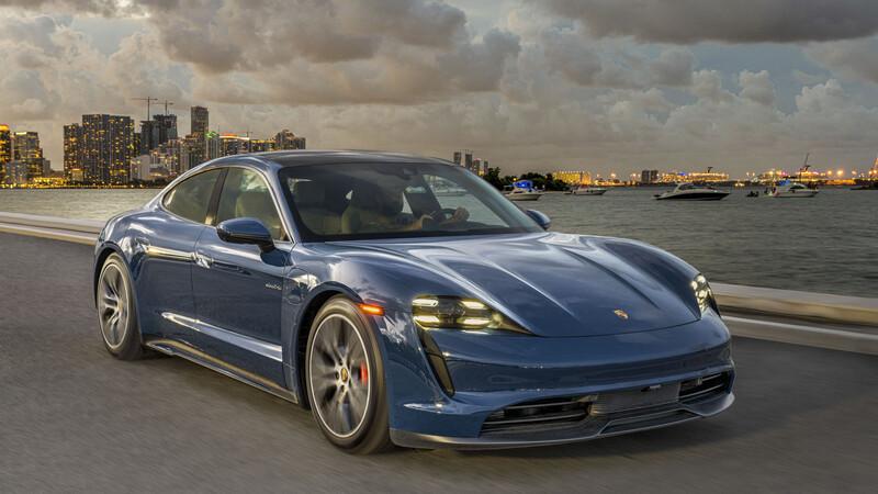Porsche Taycan y Taycan 4S 2022, llegan a México más versiones del deportivo eléctrico