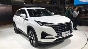 Changan CS75 Plus y CS85 debutan en Shanghai