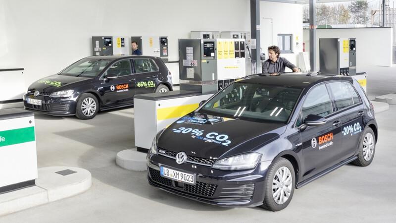 Volkswagen, Shell y Bosch se proponen desarrollar gasolina más ecológica
