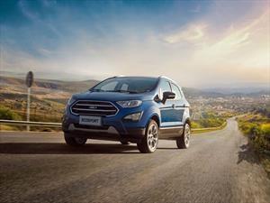 Ford pone a la venta en Chile la nueva Ecosport 2018