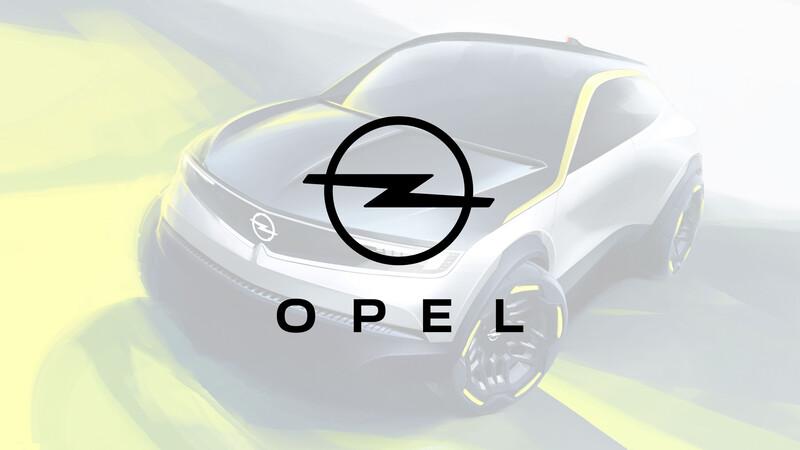 Opel actualiza apenas su logo