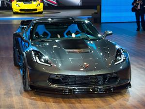 Chevrolet Corvette Grand Sport 2017 No 1 a subasta