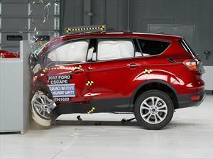 Ford Escape 2017 recibe mejoras de seguridad