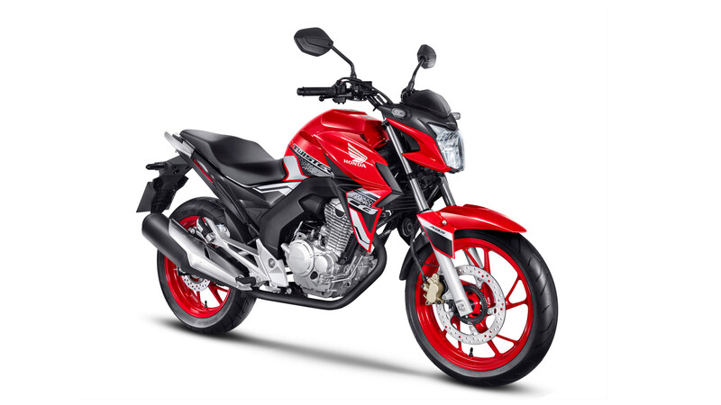 Honda suma una nueva moto a su producción en Argentina