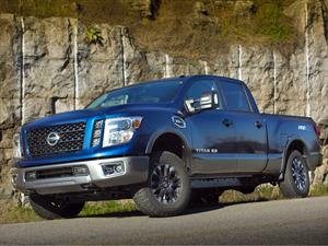 Nissan Titan XD 2016 incorpora un V8 de gasolina