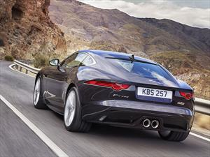 Jaguar F-Type con tracción All Wheel Drive