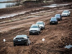 La Ford Ranger se renueva, expande su gama y se pone a prueba