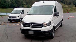Volkswagen Crafter 4.9t 2020 llega a México, aún más grande y lista para el trabajo pesado