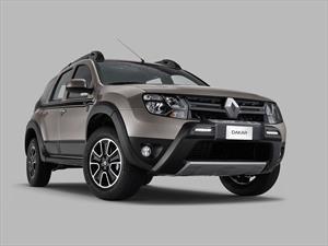 Renault Duster Dakar 2017 llega a México desde $308,400 pesos