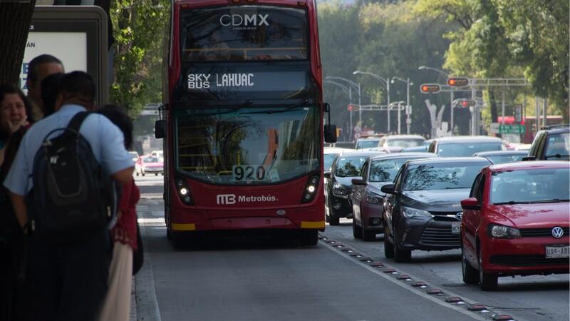 Así se ha comportado la movilidad en la CDMX por el Coronavirus