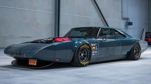 Este Dodge Charger Daytona 1969 tuneado suma más poder gracias al V10 del Viper