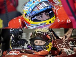 F1 Ferrari le dice adiós a Alonso y saluda a Vettel