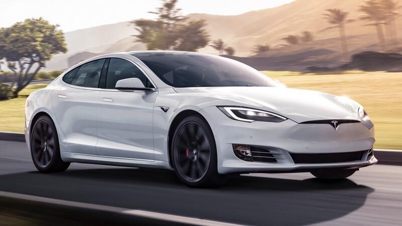 Tesla Model S Plaid, el sedán eléctrico más potente y rápido del mundo